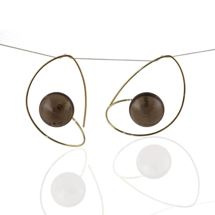 Boucles d'Oreilles Lhasso