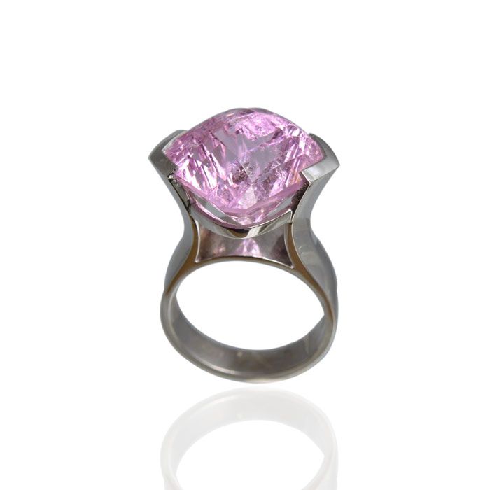 Bague Pink Note